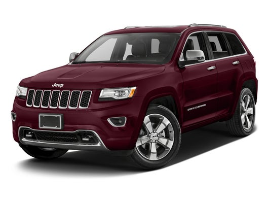 2016 Jeep Grand Cherokee Overland In Downingtown Pa Jeff D Ambrosio Chrysler