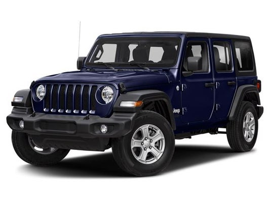 2020 Jeep WRANGLER UNLIMITED SPORT S 4X4 Downingtown PA