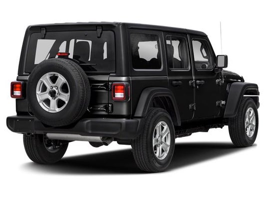 2020 Jeep WRANGLER UNLIMITED SPORT S 4X4 Downingtown PA