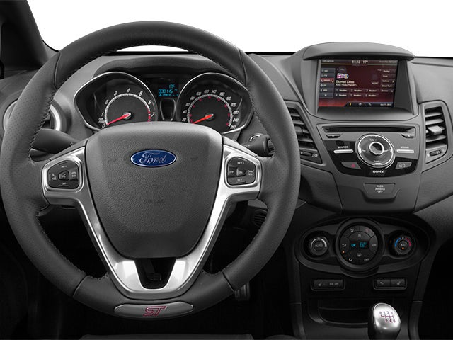 2014 Ford Fiesta St Downingtown Pa Newtown Square Glenn Mills