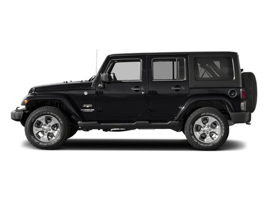 2017 Jeep Wrangler Unlimited Sahara In Downingtown Pa Jeff D Ambrosio Chrysler