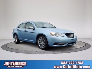 Used Chrysler 200 Downingtown Pa