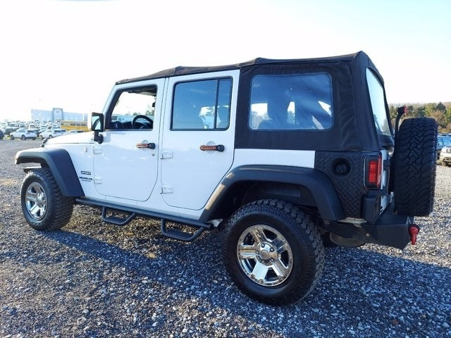 Exceptional 2014 Jeep Wrangler Unlimited Sport In Downingtown, PA   Jeff Du0027Ambrosio  Chrysler Jeep